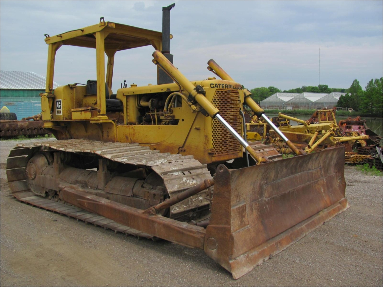 2016 Caterpillar d8 photo - 2