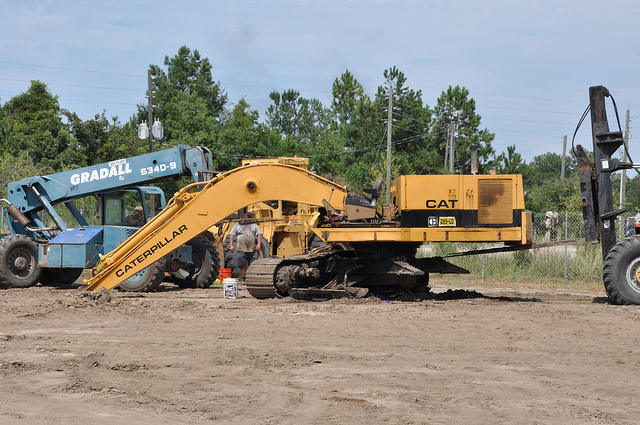 2016 Caterpillar t50d photo - 3
