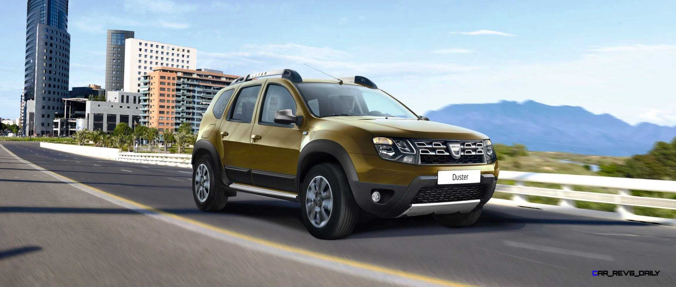 2016 Dacia duster photo - 1