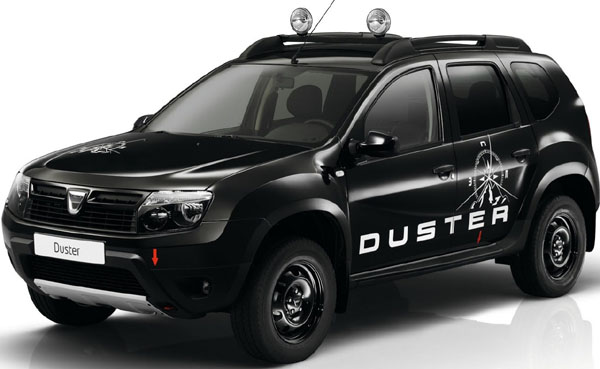 dacia duster 4x4 pick up autos post. Black Bedroom Furniture Sets. Home Design Ideas