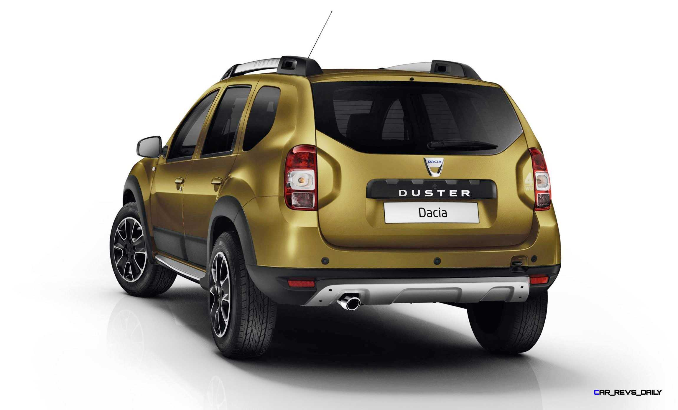 2016 Dacia duster photo - 3