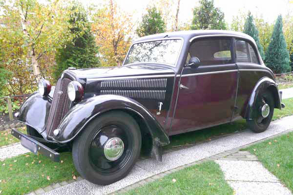 2016 Dkw reichsklasse photo - 2