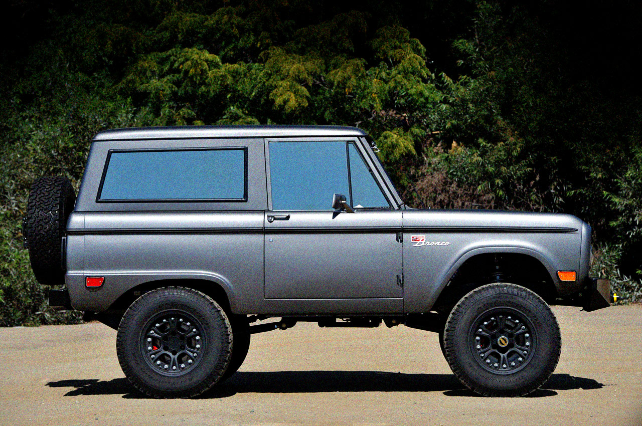 2016 Ford bronco photo - 1