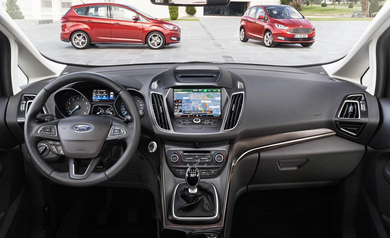 2016 Ford c max photo - 1
