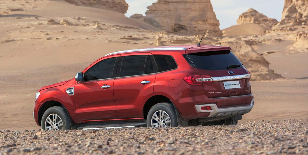 2016 Ford endeavour photo - 2
