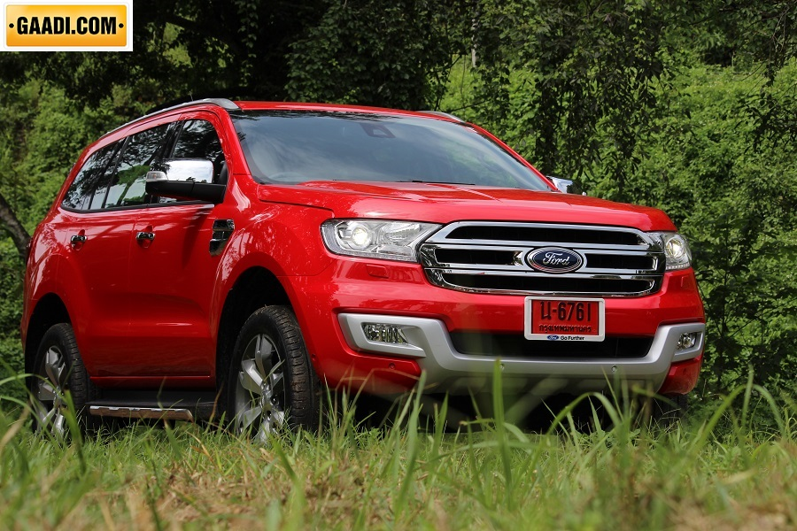 2016 Ford endeavour photo - 3
