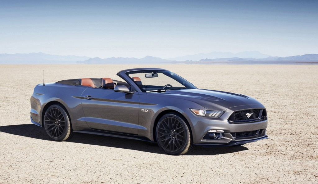 2016 Ford mustang photo - 3