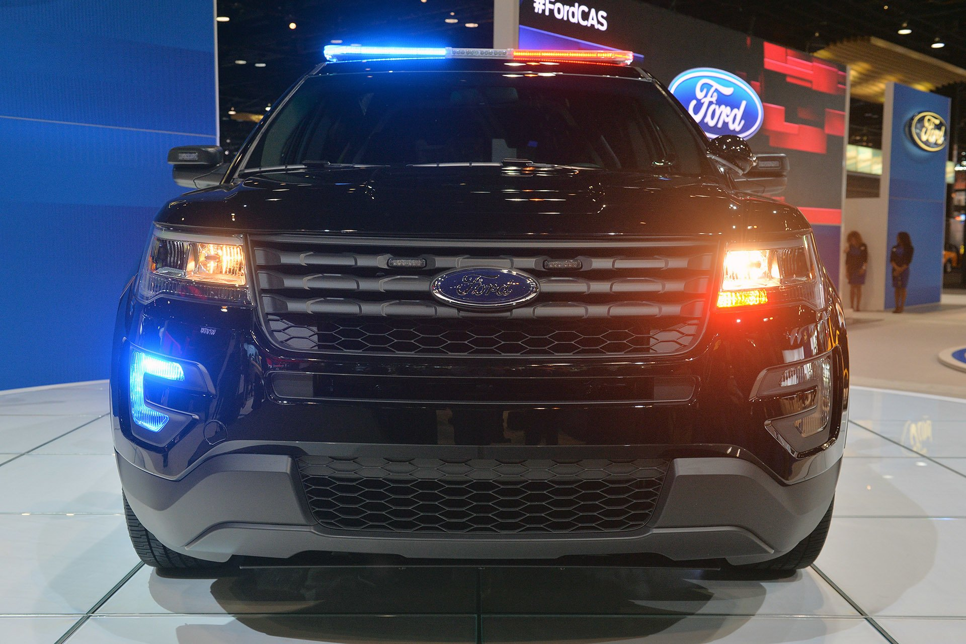 2016 Ford Police Interceptor Utility photo - 2
