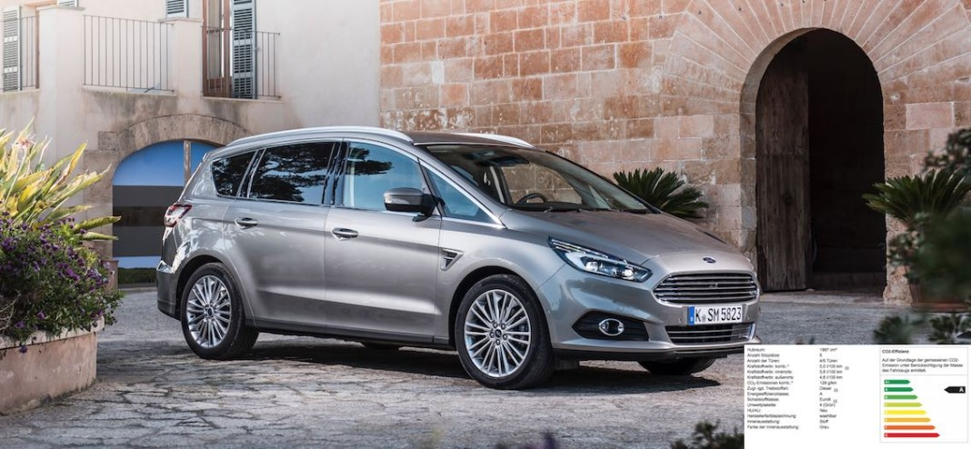 2016 Ford s max photo - 1