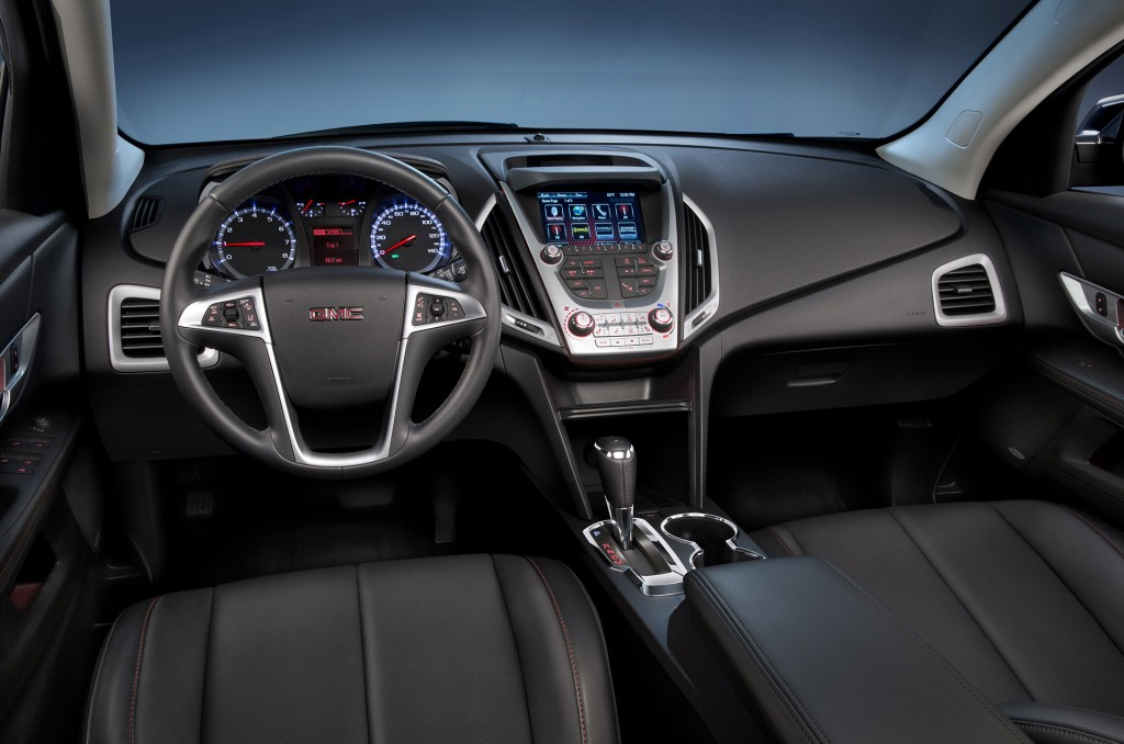 2016 GMC Terrain photo - 2