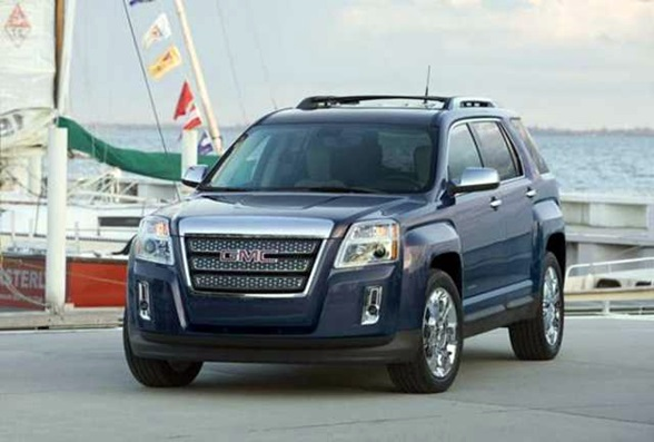2016 GMC Terrain photo - 3
