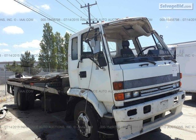 2016 Isuzu ftr photo - 1