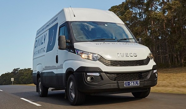2016 Iveco daily photo - 1
