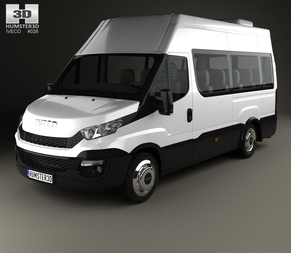 2016 Iveco daily photo - 3