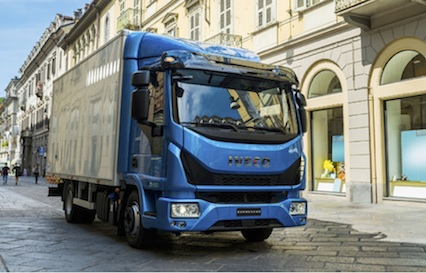 2016 Iveco eurocargo photo - 2