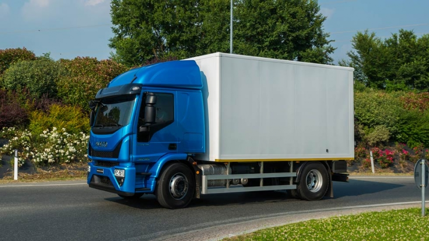2016 Iveco eurocargo photo - 3