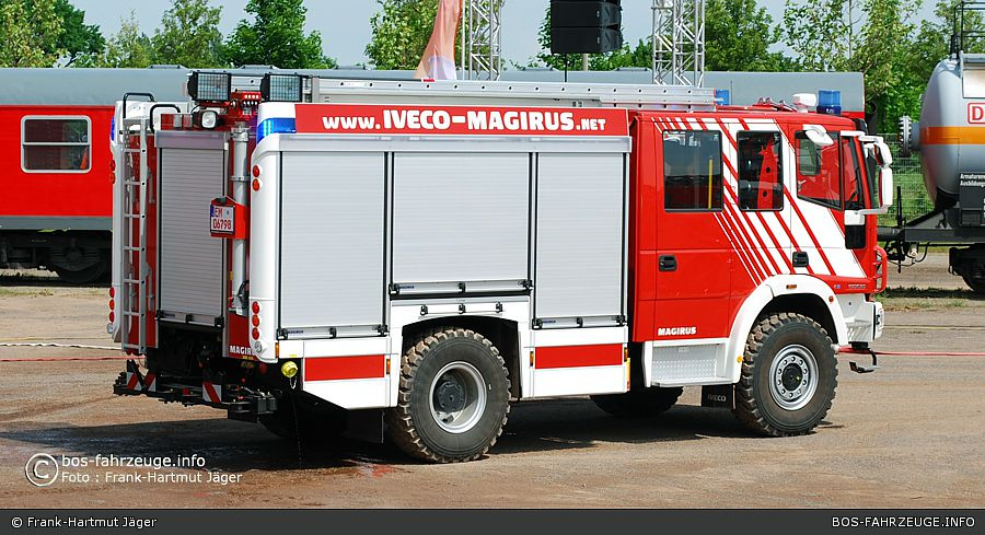 2016 Iveco magirus photo - 1