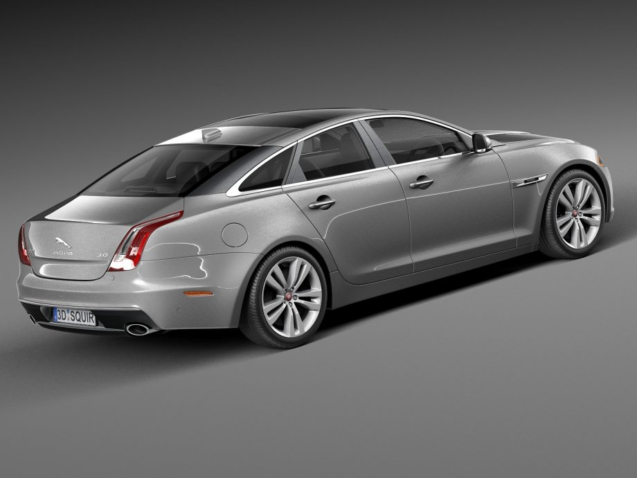 2016 Jaguar xj 6 photo - 2