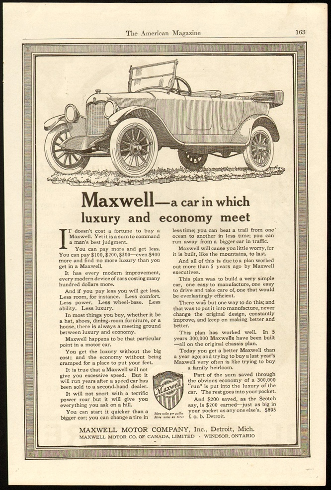 2016 Maxwell runabout photo - 3