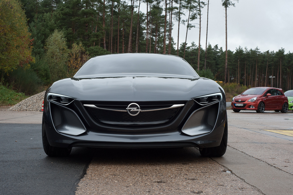 2016 Opel monza | Car Photos Catalog 2019