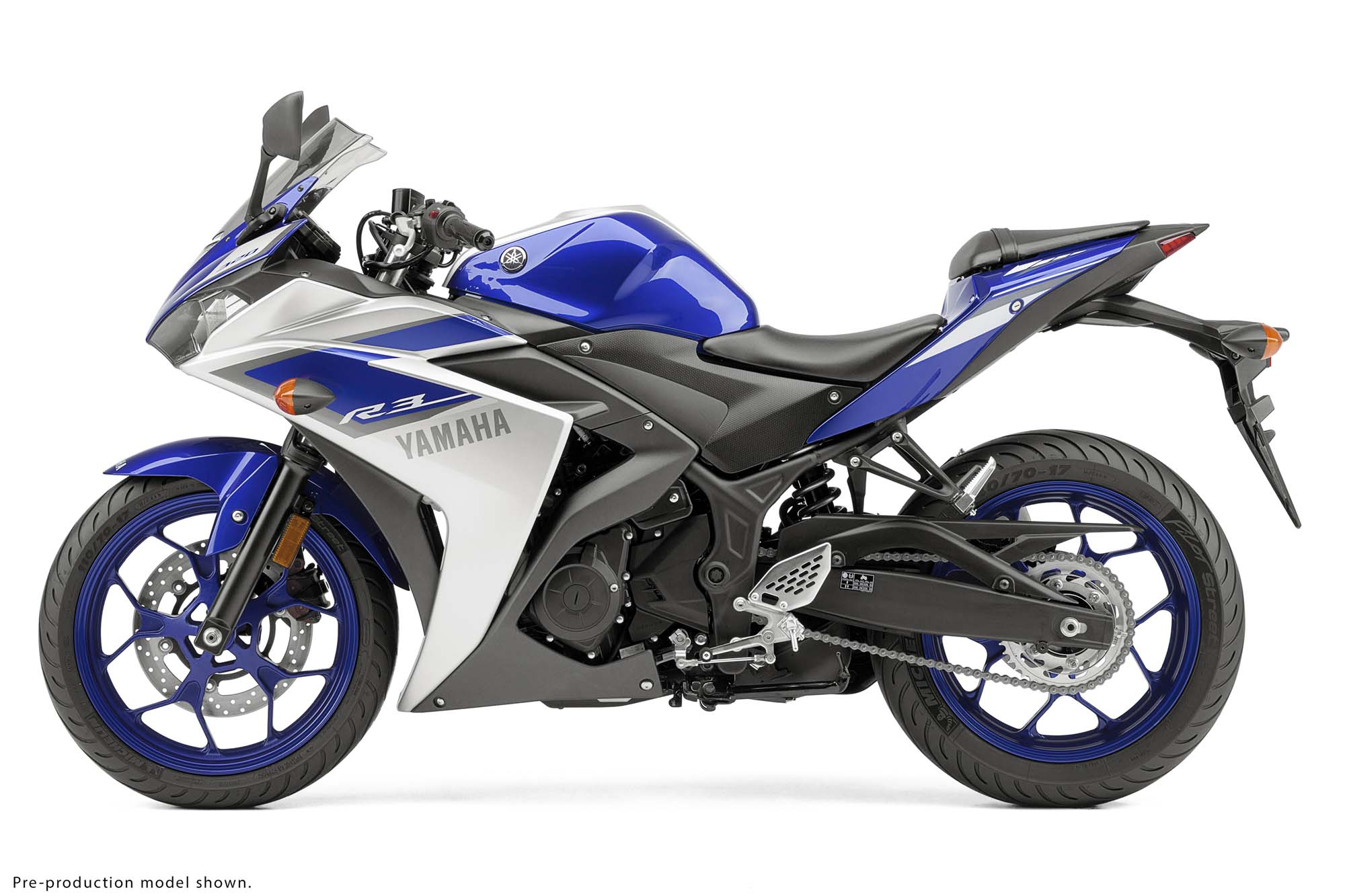 2016 Yamaha r3 photo - 2
