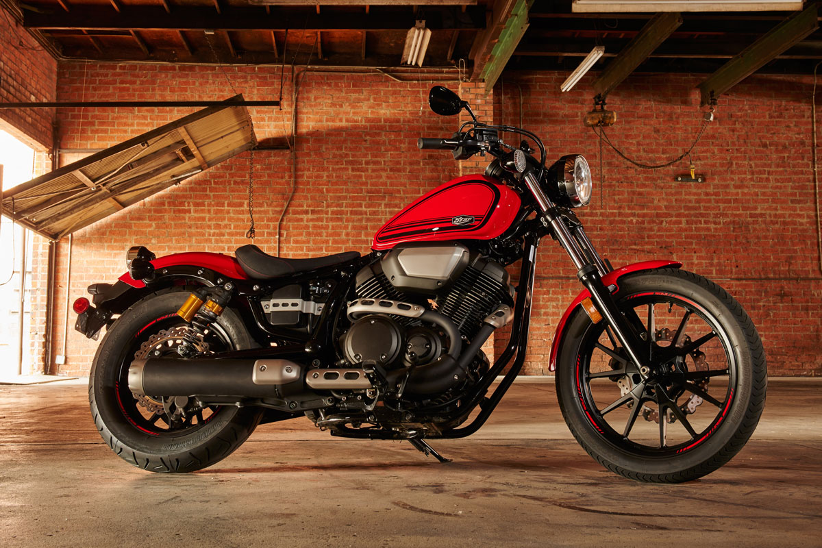 2016 Yamaha star photo - 1