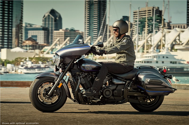 2016 Yamaha v star photo - 1