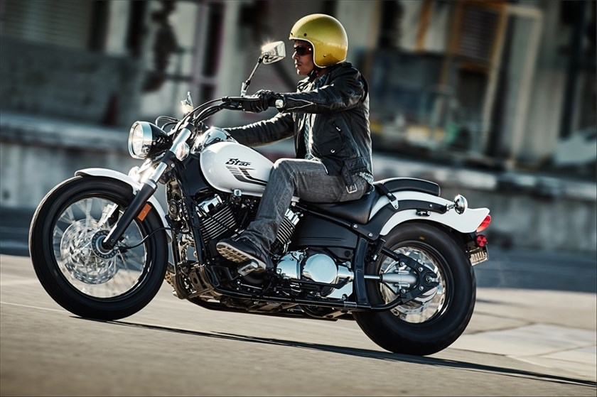 2016 Yamaha v star photo - 2