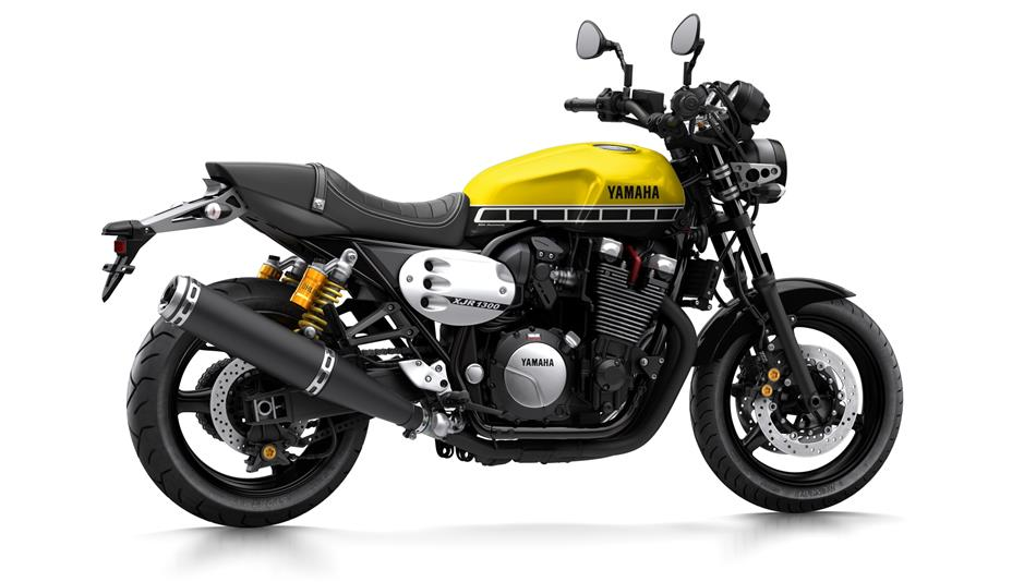 2016 Yamaha xjr photo - 1