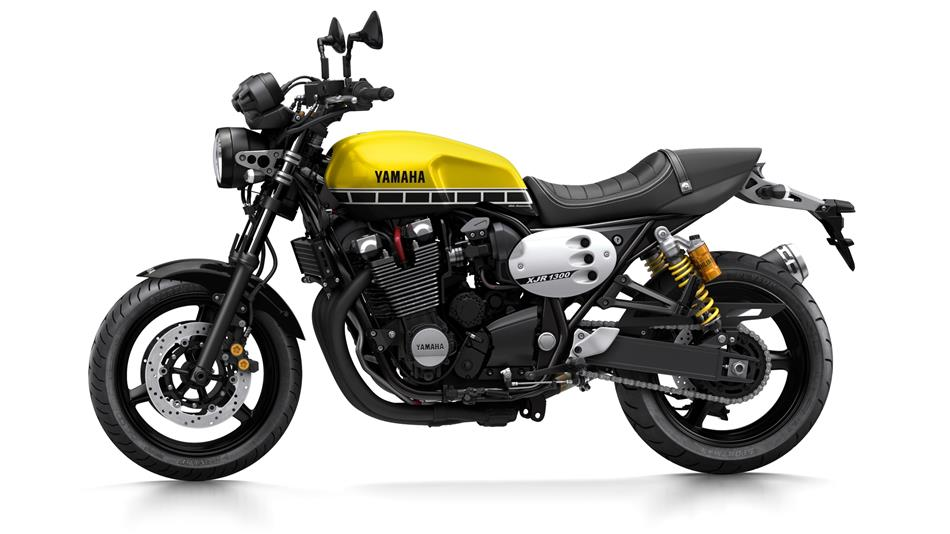 2016 Yamaha xjr photo - 2
