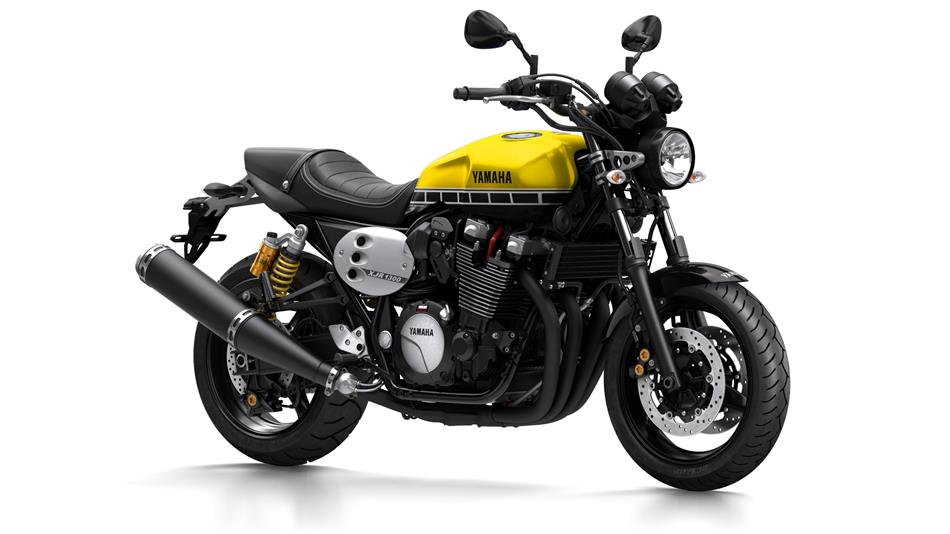 2016 Yamaha xjr photo - 3