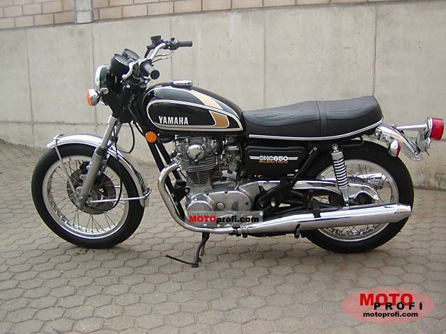 2016 Yamaha xs650 photo - 1