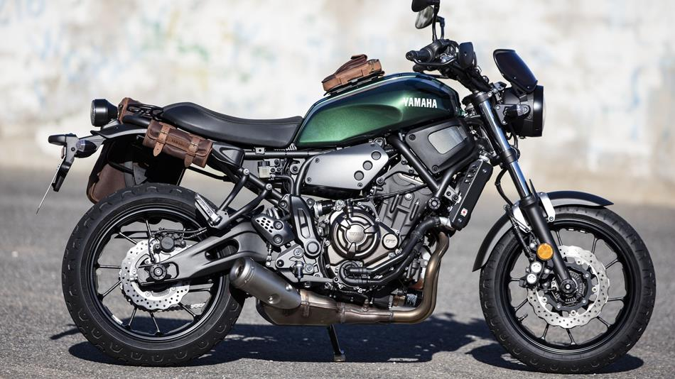 2016 Yamaha xs650 photo - 3
