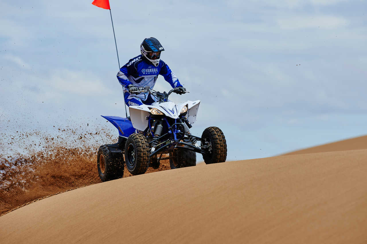 2016 Yamaha yfz photo - 3