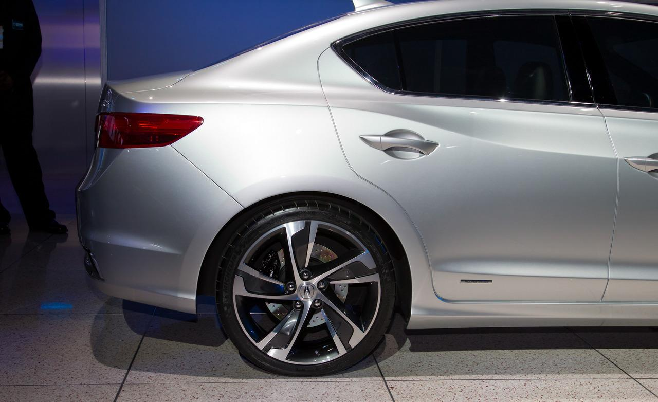 2010 Acura ILX Street Build Concept photo - 3