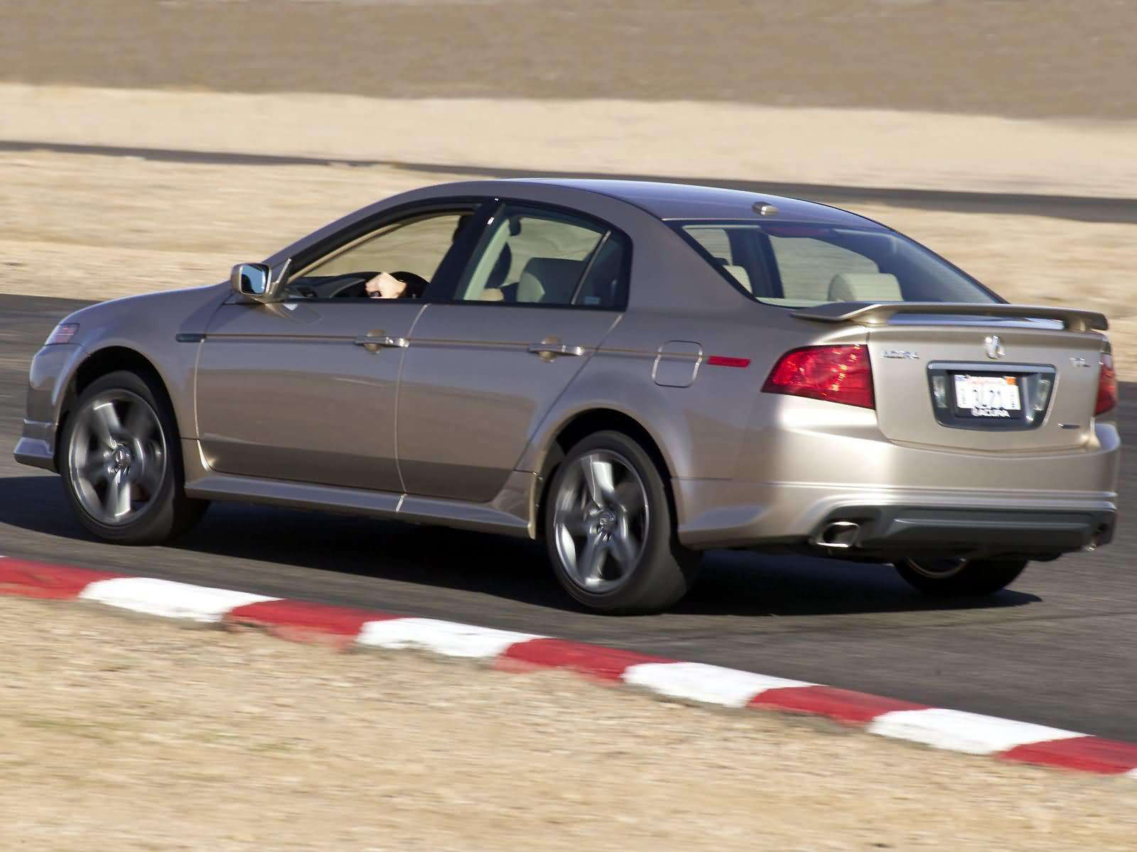 2017 Acura TL with ASPEC Performance Package photo - 1