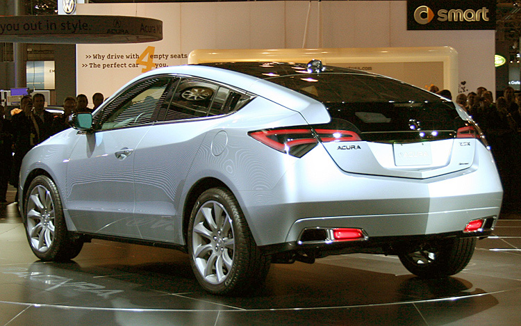 2017 Acura ZDX | Car Photos Catalog 2018