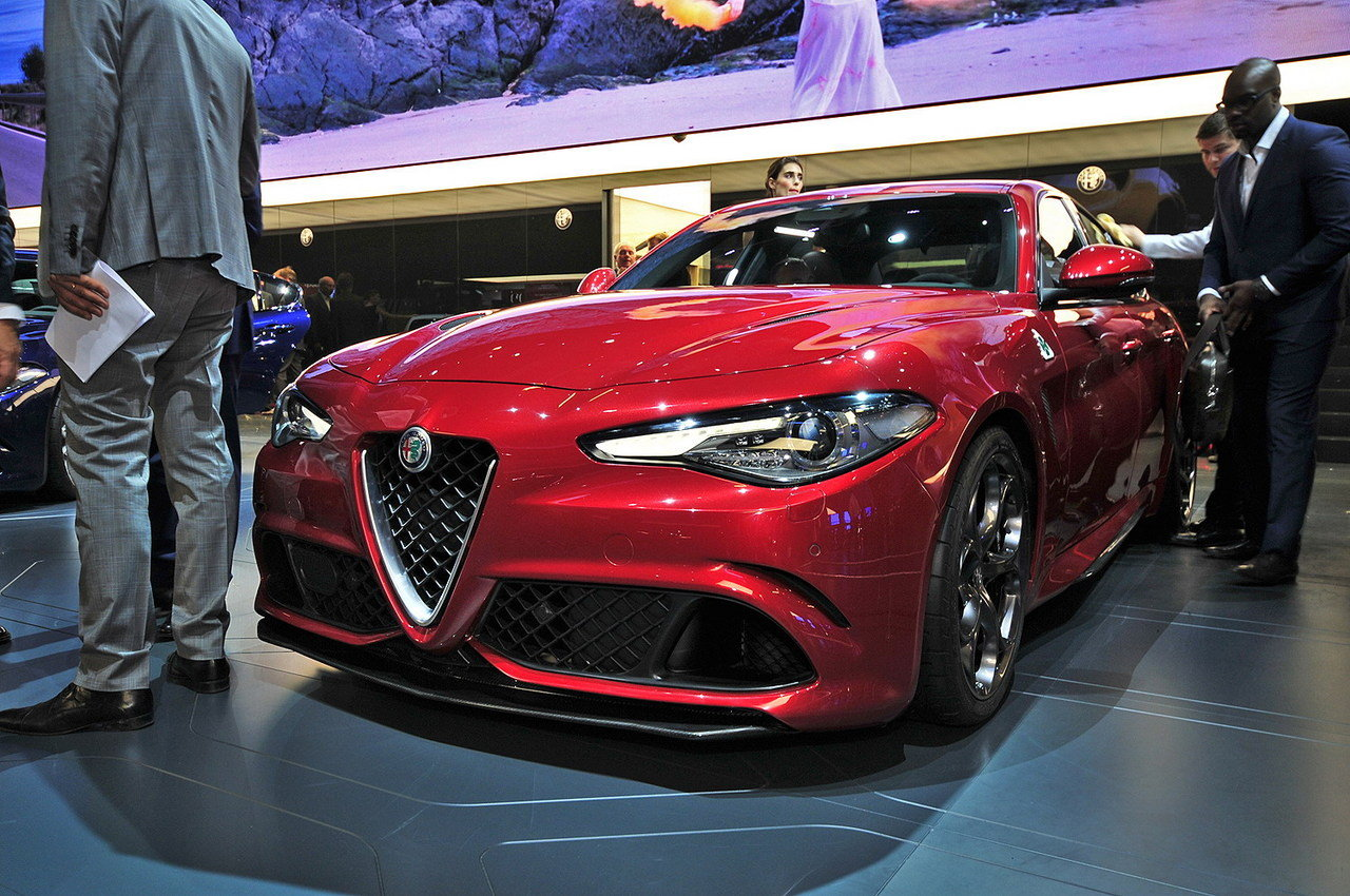 2017 Alfa Romeo 146 photo - 4