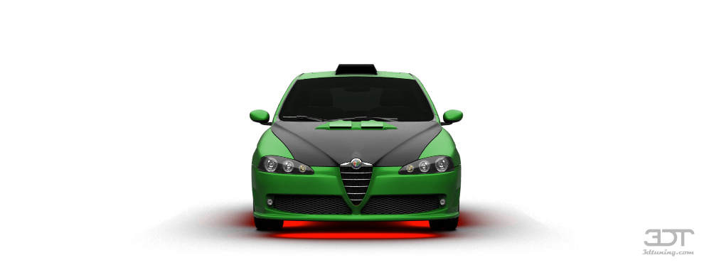 2017 Alfa Romeo 147 3door photo - 4