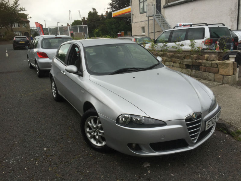 2017 Alfa Romeo 147 5door photo - 2