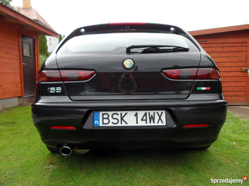 2017 Alfa Romeo 156 2.4 JTD photo - 4
