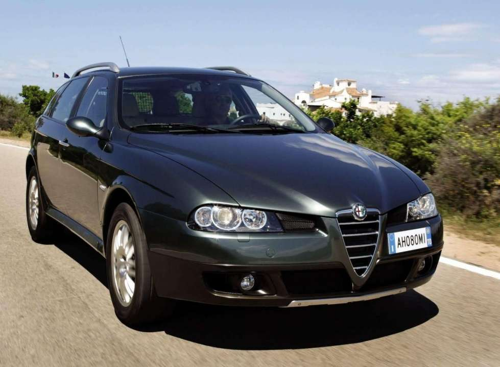 2017 Alfa Romeo 156 Crosswagon photo - 2