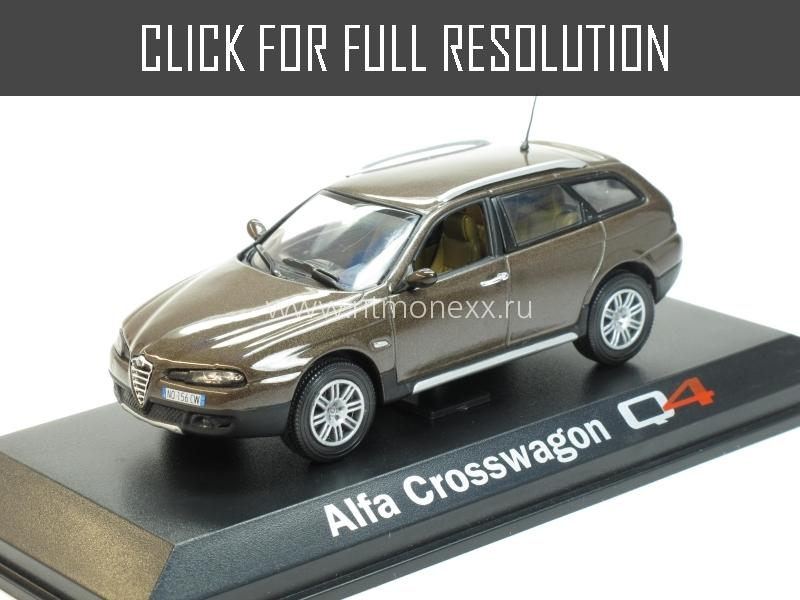 2017 Alfa Romeo 156 Crosswagon photo - 3