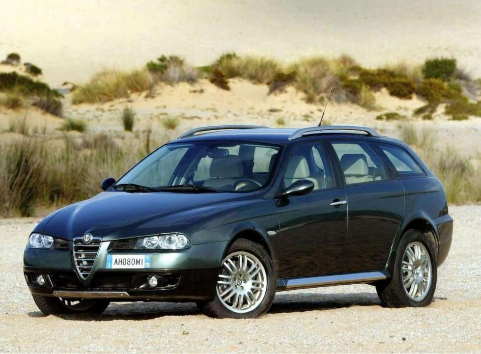 2017 Alfa Romeo 156 Crosswagon photo - 4