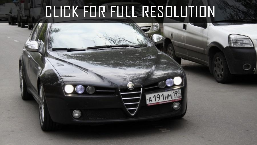 2017 Alfa Romeo 159 photo - 1
