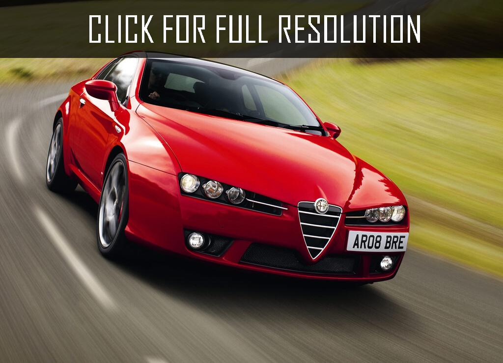2017 Alfa Romeo Brera photo - 2