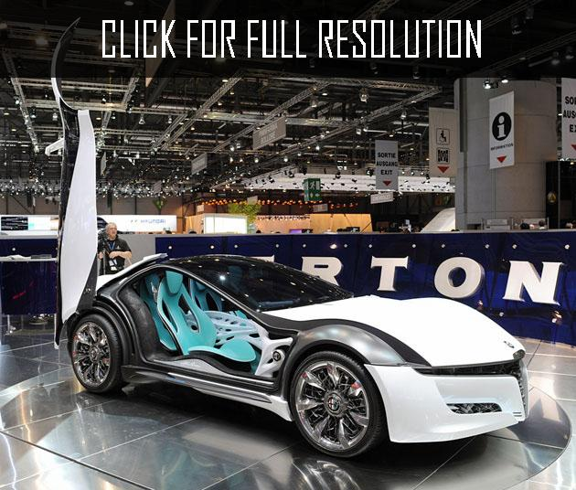 2017 Alfa Romeo Pandion Concept photo - 3