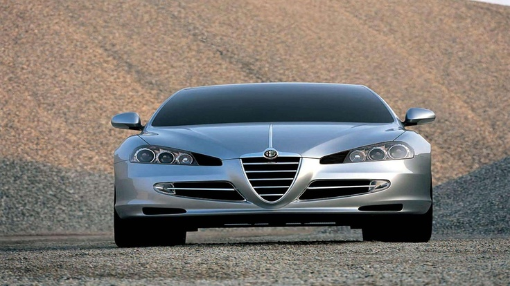 2017 Alfa Romeo Visconti Concept ItalDesign photo - 1