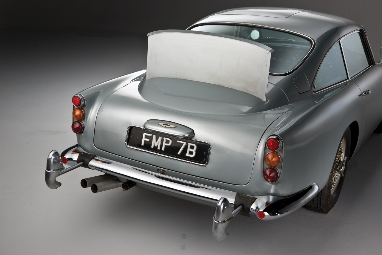 2017 Aston Martin DB5 photo - 3