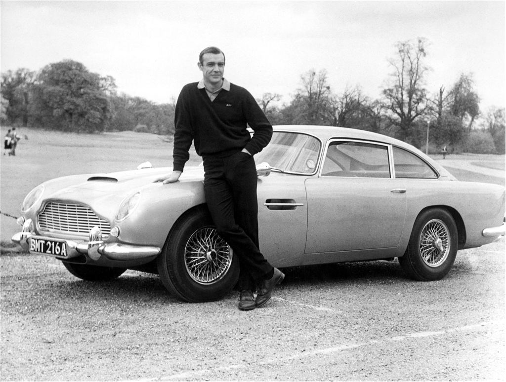 2017 Aston Martin DB5 photo - 4